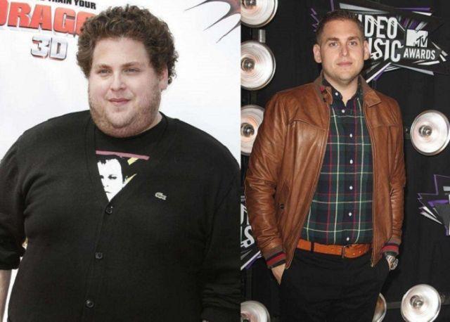 Знаменитости, которым удалось заметно похудеть