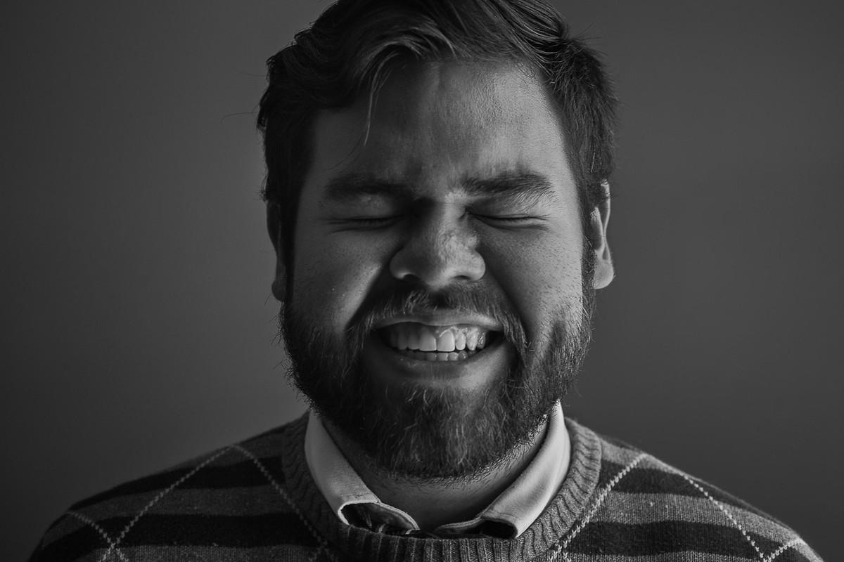 Портреты, которые снял обнаженный фотограф