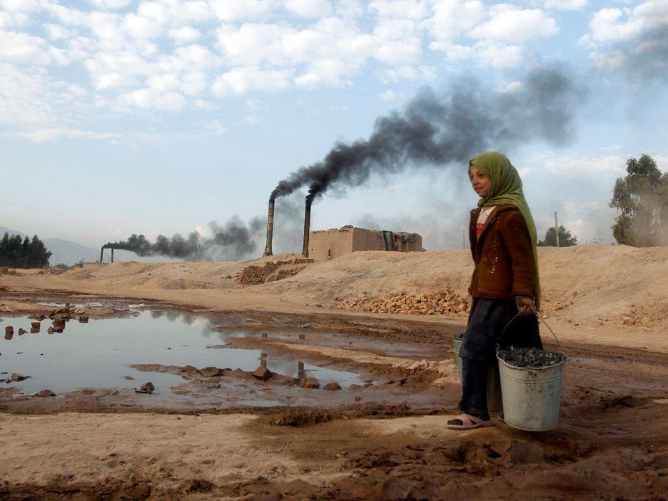 Страны с самой высокой смертностью от загрязнения воздуха