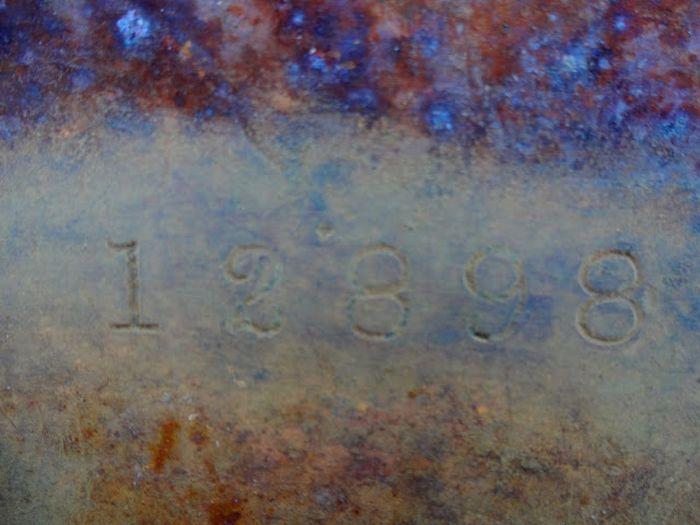 Токарный станок 1911 года подлежит восстановлению