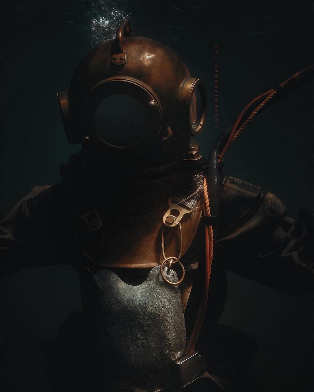 Яркие подводные снимки от Лорана Фарже