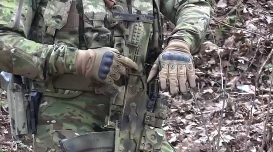 Кастет - самое простое и опасное оружие