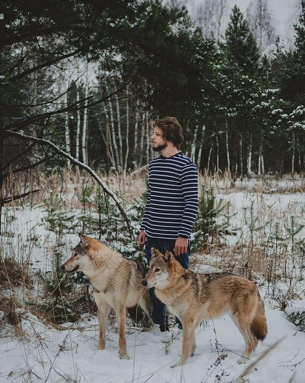 Сказочные кадры с дикими животными от Ольги Баранцевой