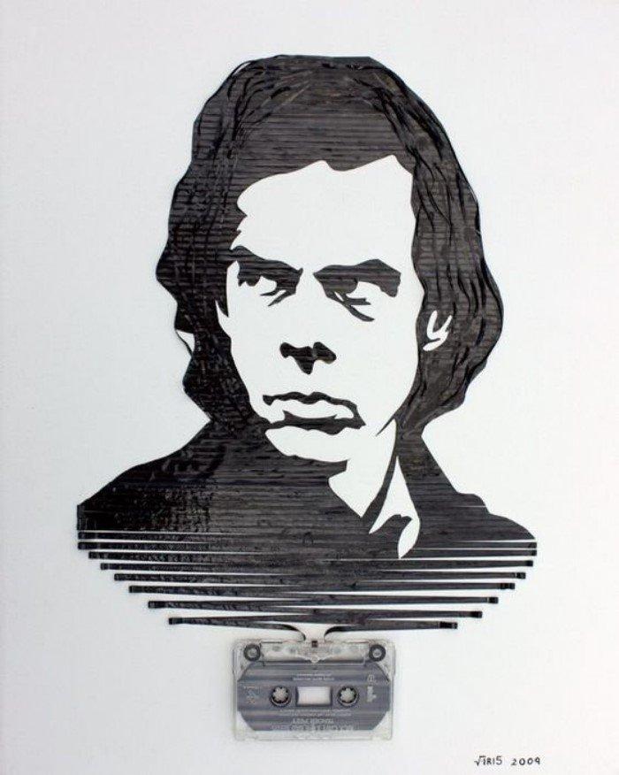 Идеи применения старых аудиокассет