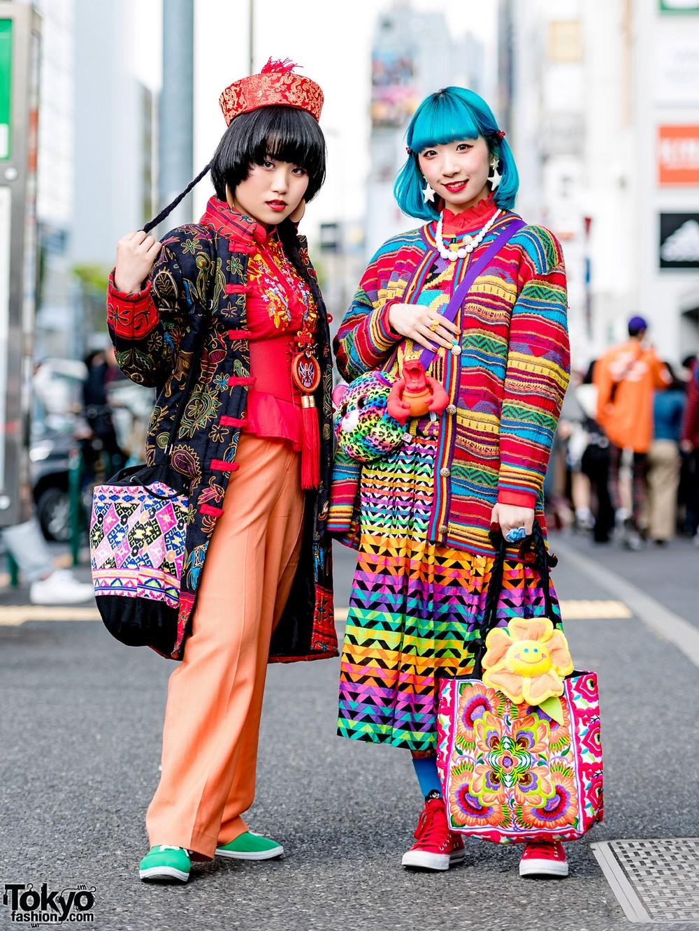 привыкли картинки модной одежды японской орнитологам