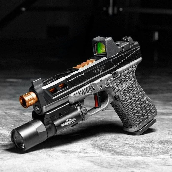 25 шикарных пистолетов со всего мира