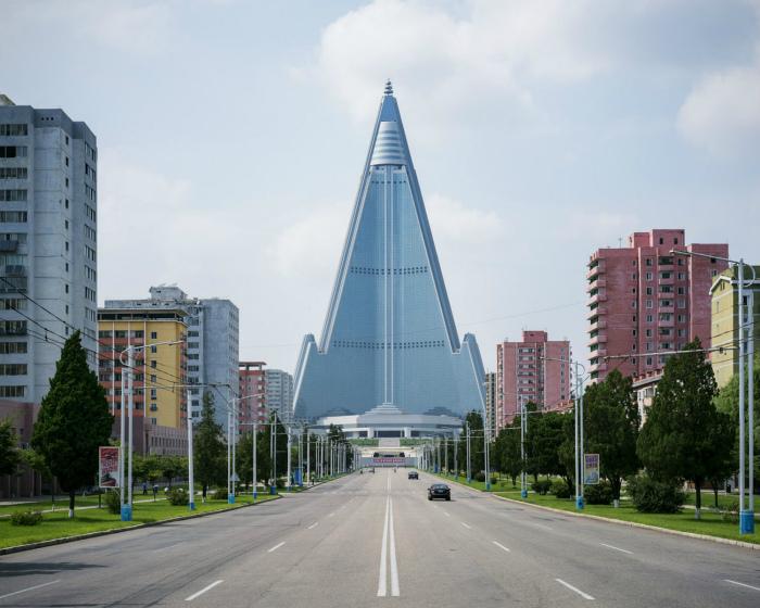 Абсурдные запреты, действующие в Северной Корее