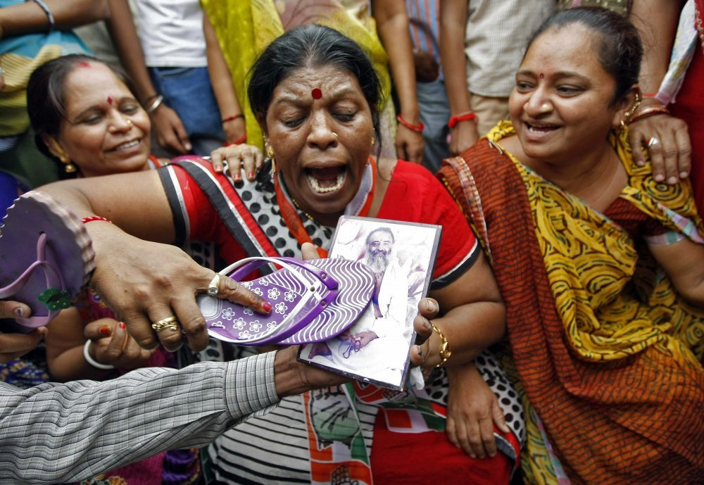 Как неправильно индийский гуру демонов изгонял