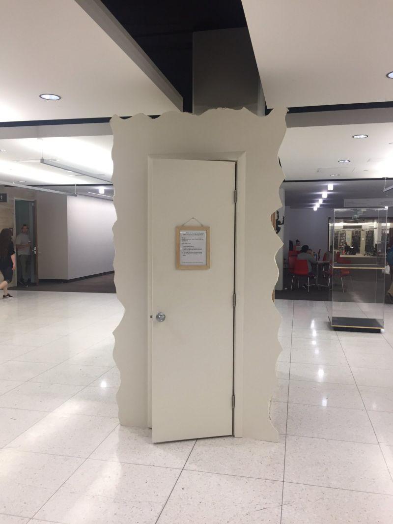 В американском университете установили шкаф для любителей пореветь