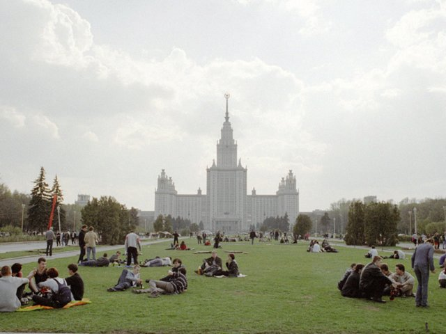 15 самых красивых университетов в мире