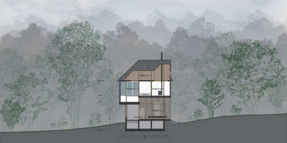 Дачный домик в Японии