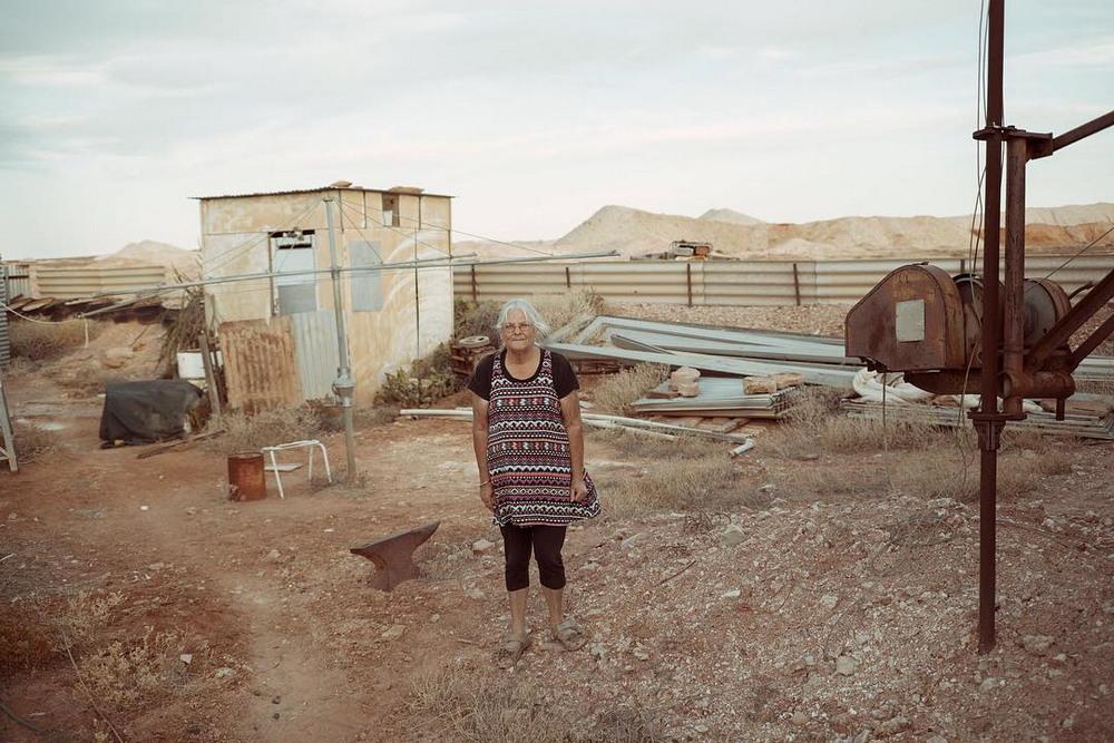 Покинутый австралийский город в объективе Джонатана Мэя