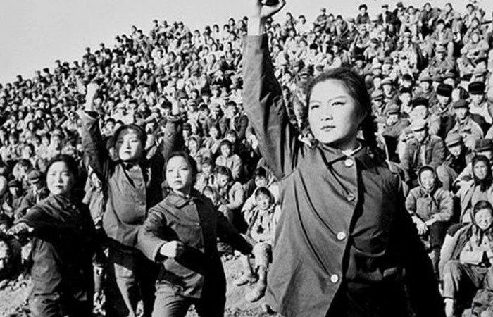 Любопытные факты о временах правления Мао Цзэдуна