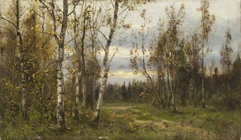Пейзажи художника Семена Федорова
