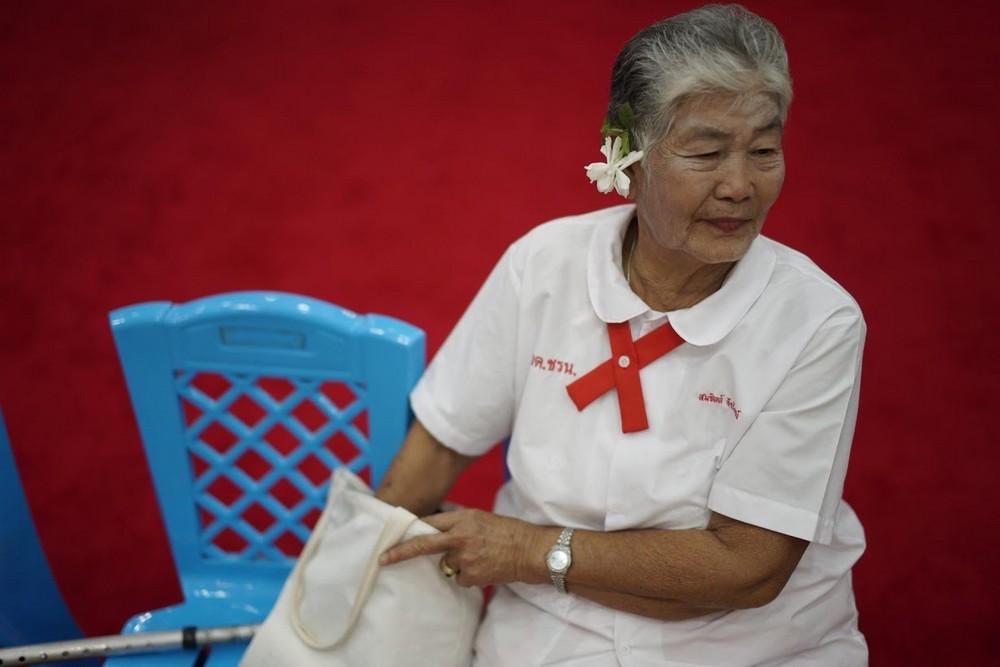 Школы для пожилых людей в Таиланде
