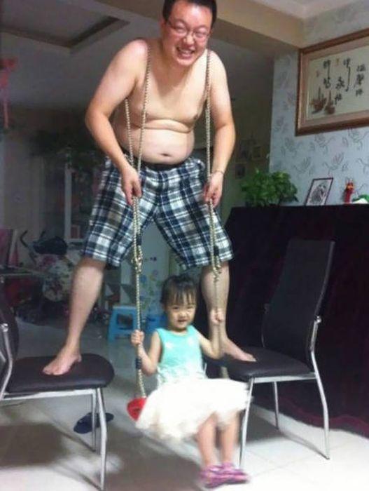 Удивительные примеры находчивости от ленивых людей
