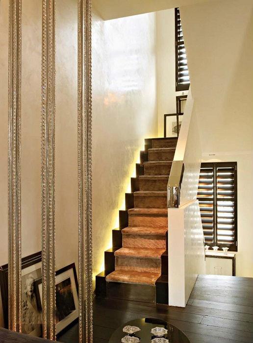 Фантастические лестницы в дизайне интерьера