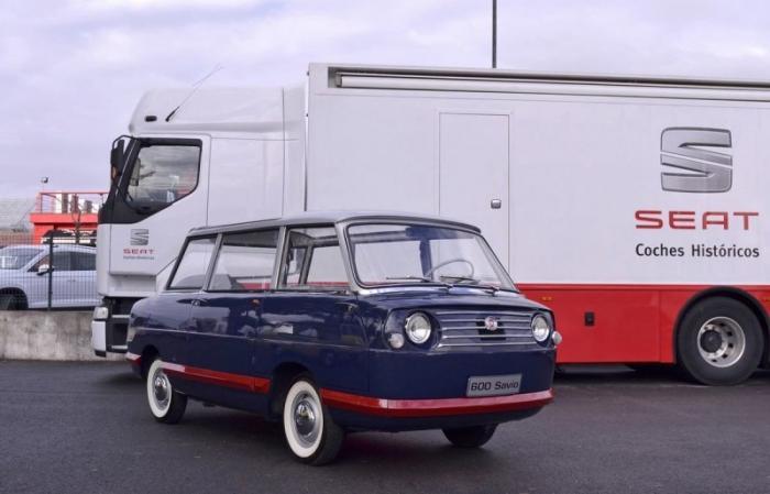 Multipla Panoramica 1964 – экскурсионный транспорт для VIP