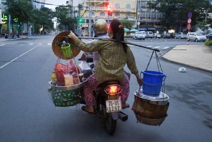 Прикольные фото из Азии