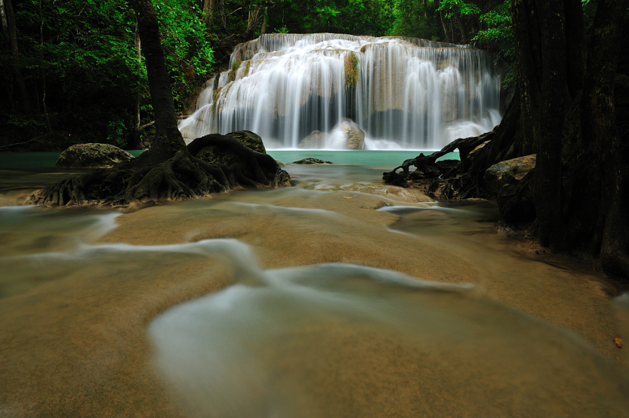 Природные бассейны из разных уголков мира
