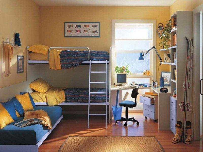 25 отличных идей как сделать крутую детскую