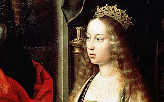 Чему учились и как воспитывались будущие королевы