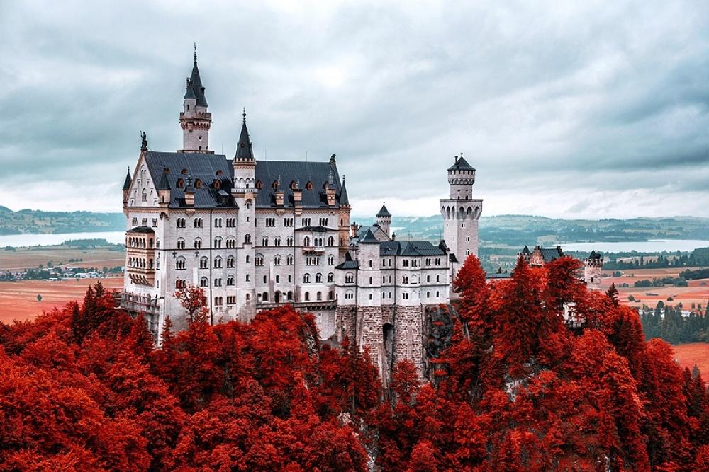 10 сказочных замков из разных уголков мира