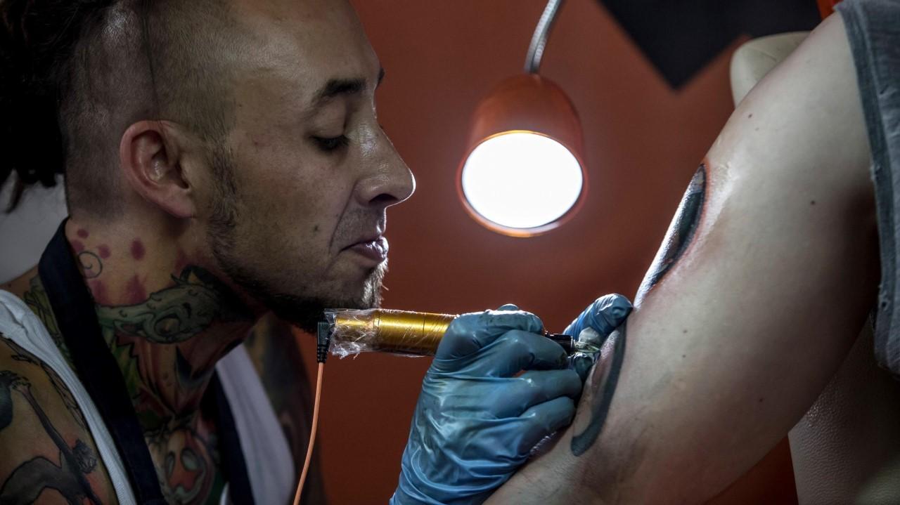 Международная Конвенция Татуировки в Праге