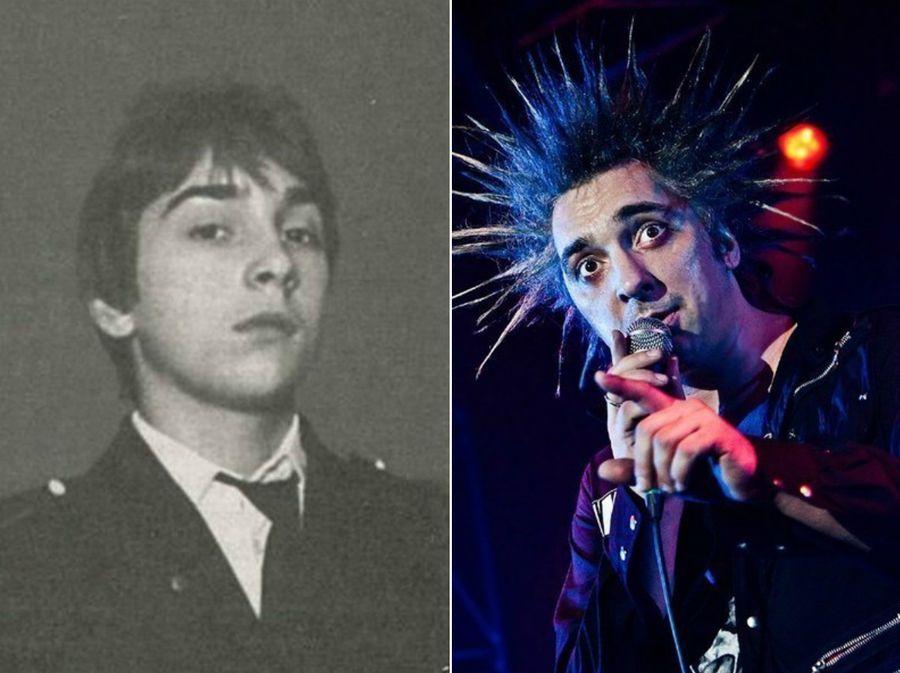 25 культовых рок-звезд в юности