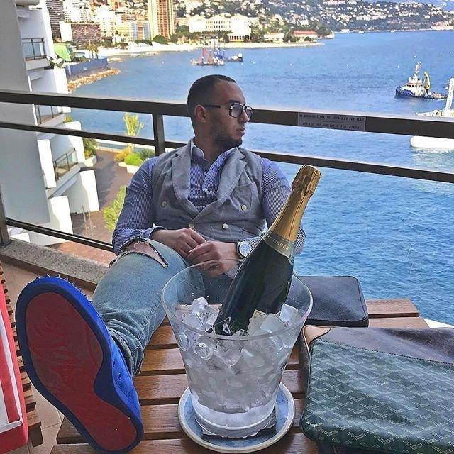 Красивая жизнь Золотой молодежи Африки