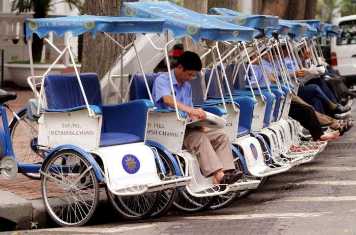 Странные транспортные средства из разных уголков мира