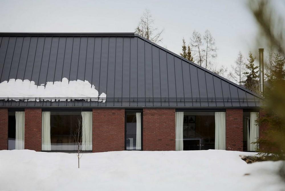 Загородная резиденция в Канаде