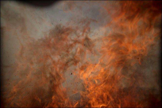 Фотограф NASA допустил ошибку в расчетах и сжег свою камеру