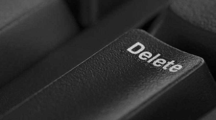 Как правильно забывать ненужную информацию