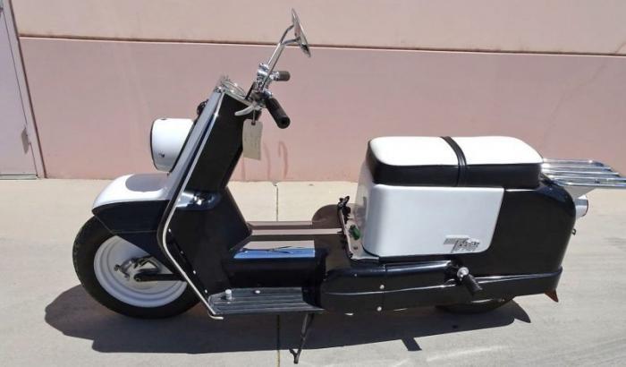Topper Harley - единственная модель скутера от Harley-Davidson