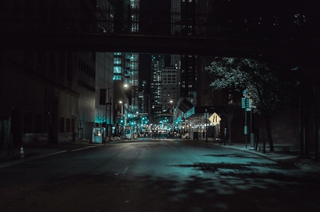 Кинематографические снимки от Мигеля Рато
