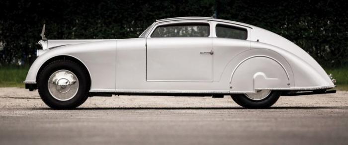 Французский довоенный шедевр - Voisin C28 Aerosport 1935