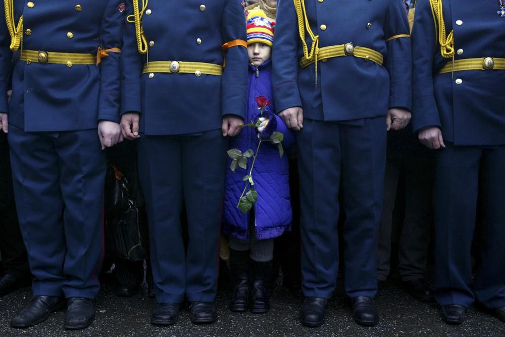 Люди и места: серия фотографий Одеда Балилти