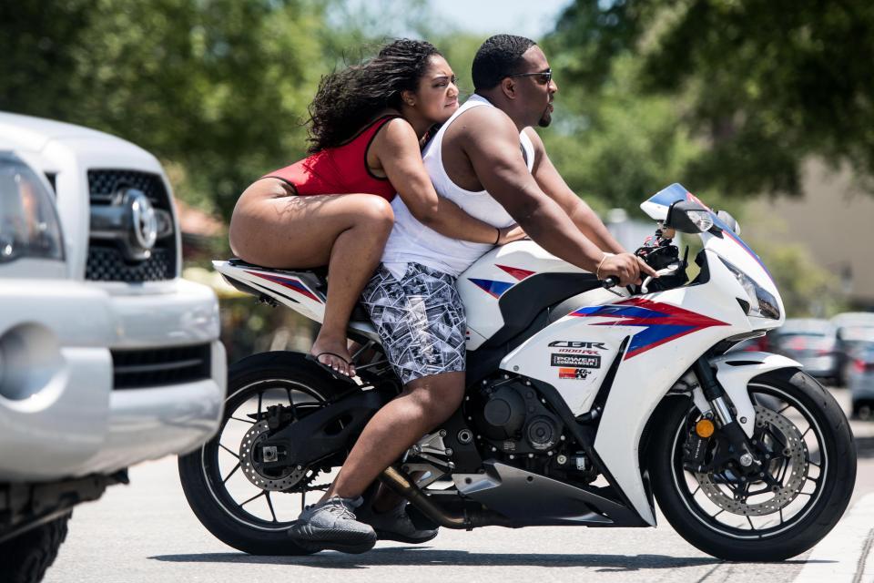 Black Bike Week - ежегодный слет чернокожих байкеров в США