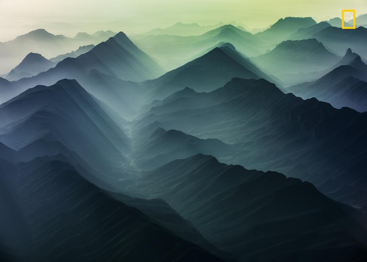Снимки природы с конкурса National Geographic Travel Photographer 2018