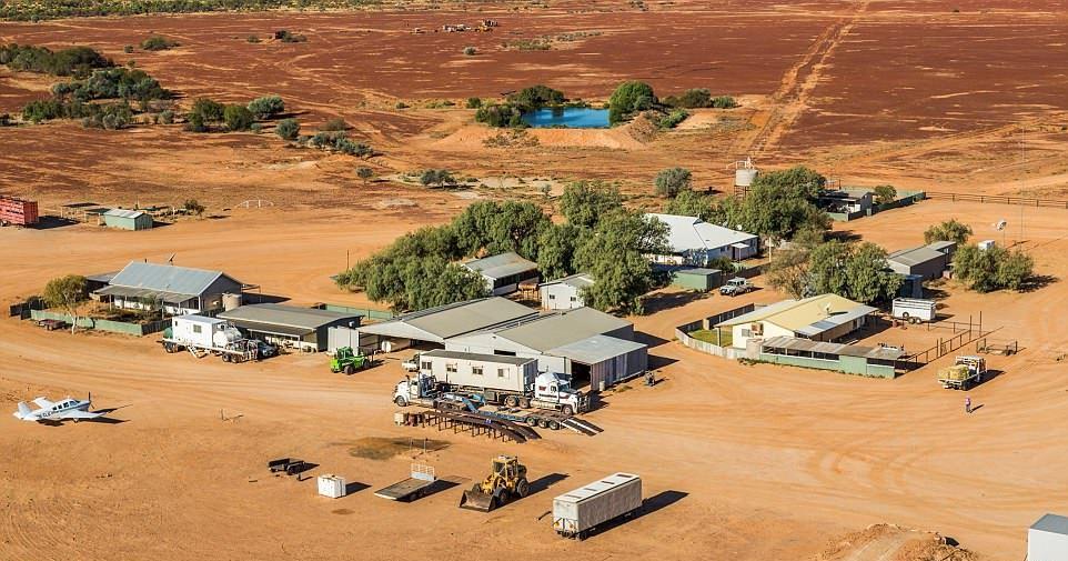 В Австралии продают самую большую в мире ферму