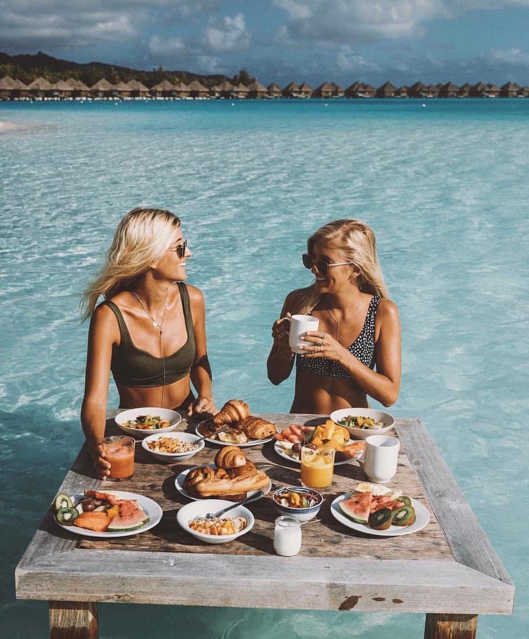 Богатые детки хвастаются своим отдыхом в Instagram