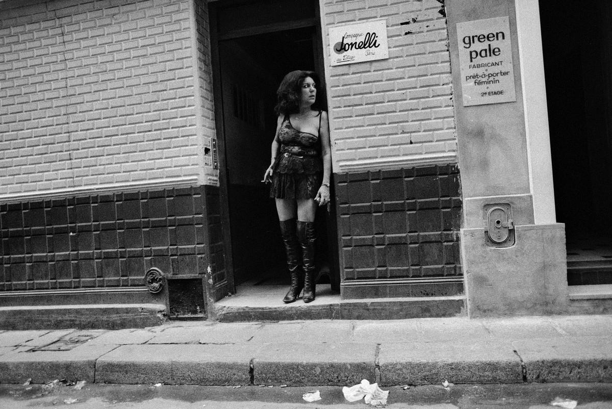 Труженицы секс-индустрии с улицы Сен-Дени от Массимо Сормонта