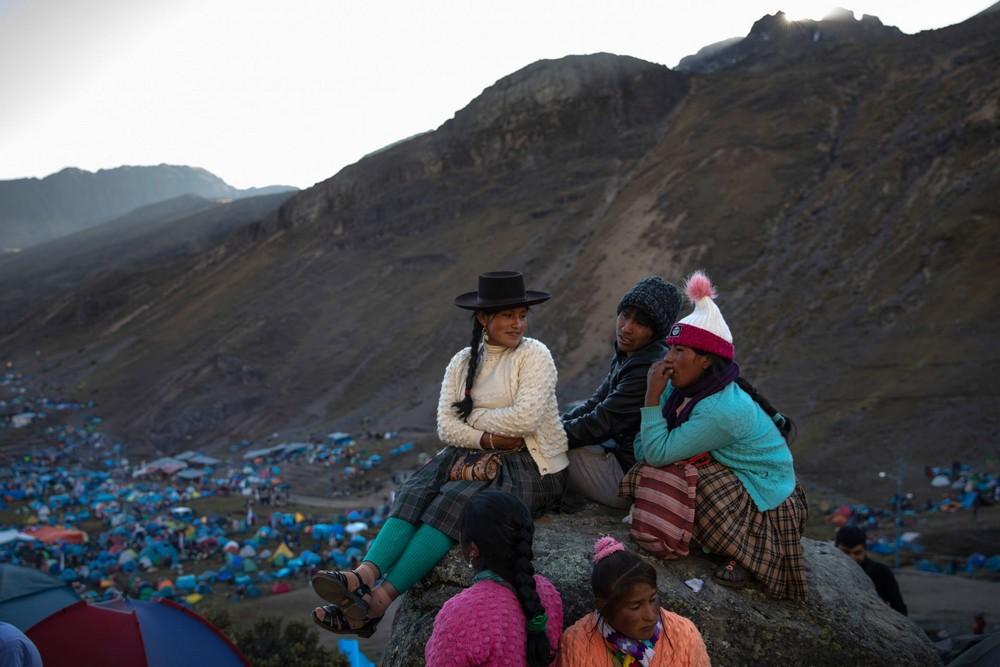 Ежегодный фестиваль Снежной Звезды в Перу