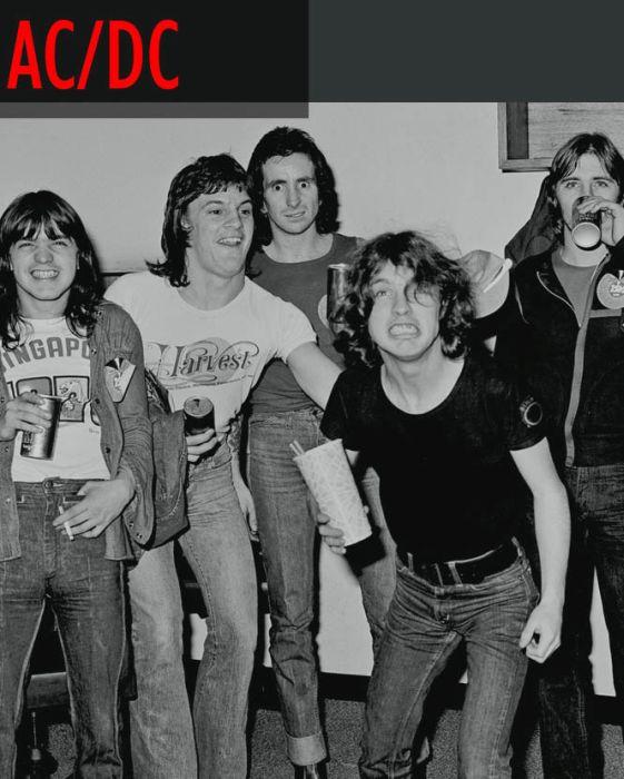 Известные музыкальные группы в начале своей карьеры