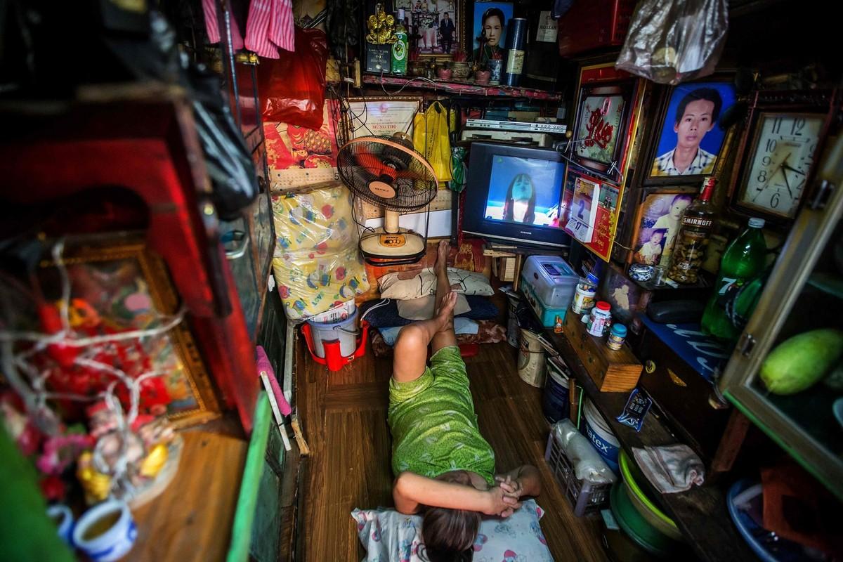 Жизнь в микро-домах Вьетнама