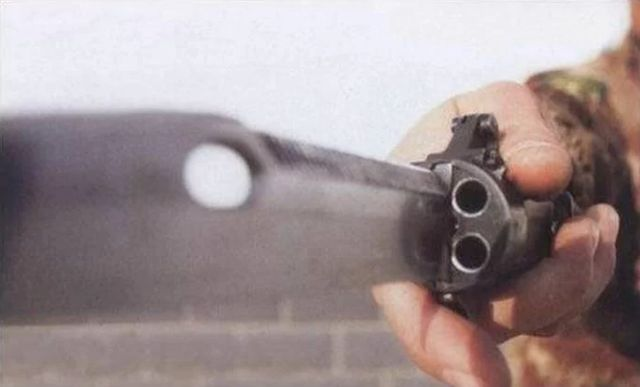 Китайский стреляющий нож QSB-91