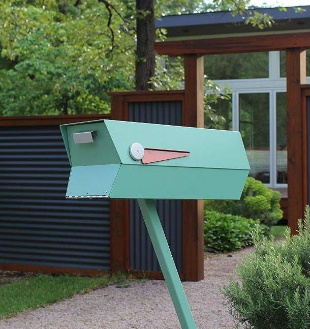 Прикольные почтовые ящики
