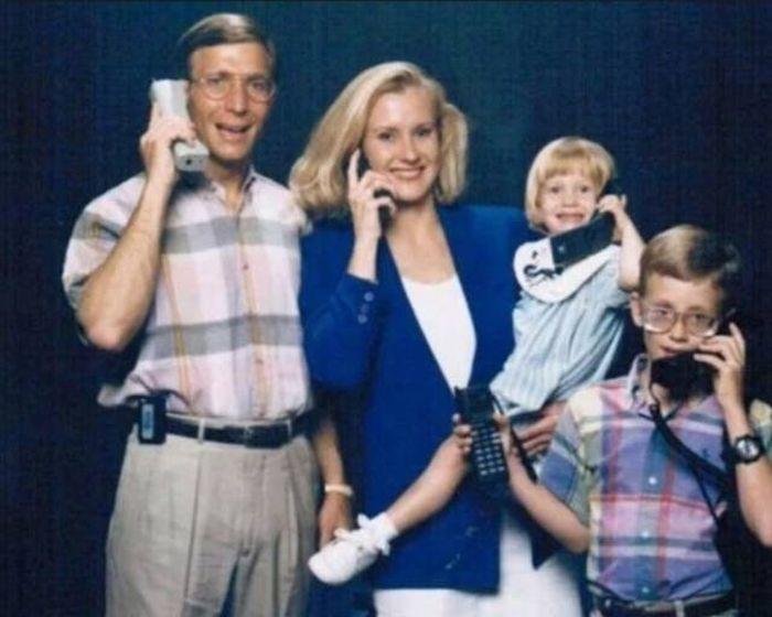 Странные фото из семейных альбомов