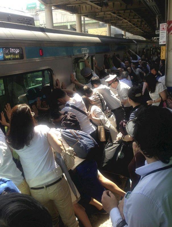 Почему Япония не похожа ни на одну другую страну